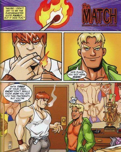 The Match - Boytoons