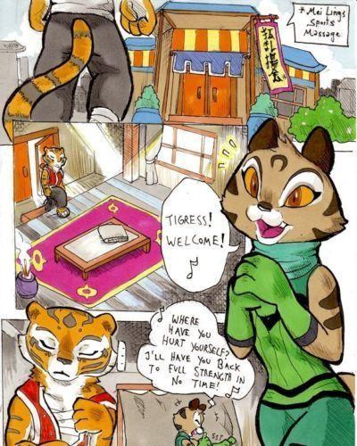 DaiGaijin Better Late than Never (Kung Fu Panda) - part 2