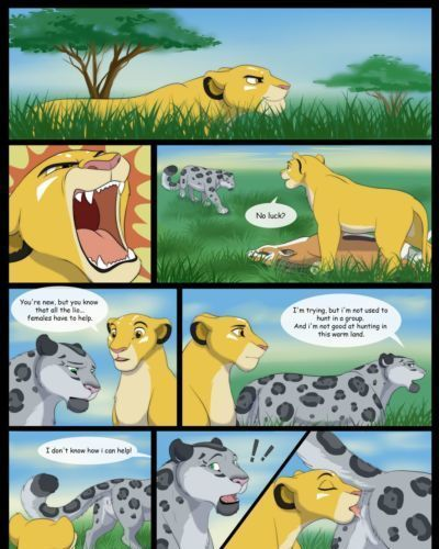 REALLynxGirl The Future of the Pride (The Lion King)