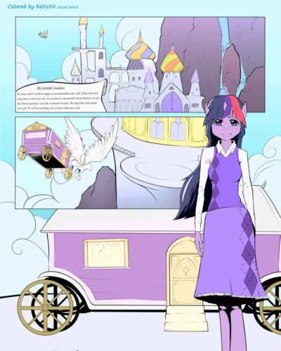 bakuhaku Royally Screwed Colorized by ReDoXX