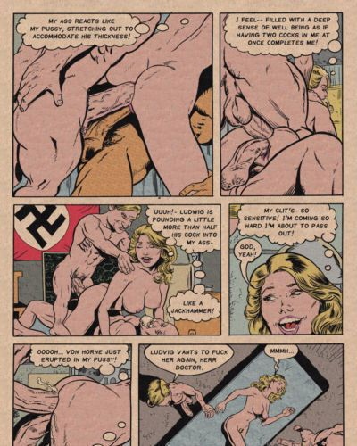 The Wertham Files Dames In Peril - The Nosy Housewive and the Last of the Mad Nazi Scientists! - part 2