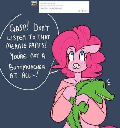 Somescrub Hugtastic Pinkie Pie - part 2