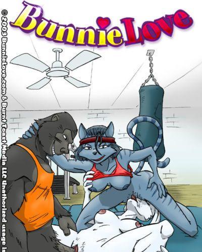 Bunnie Love - wicked workout