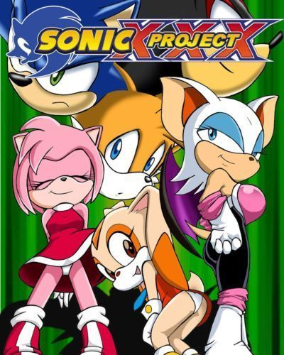 Palcomix Sonic XXX Project (Sonic the Hedgehog)