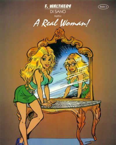 Di Sano and F. Walthery A Real Woman #2