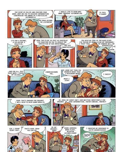 Di Sano and F. Walthery A Real Woman #3 - part 2
