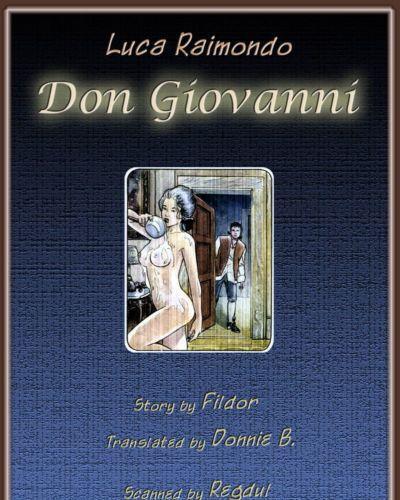 Luca Raimondo Don Giovanni