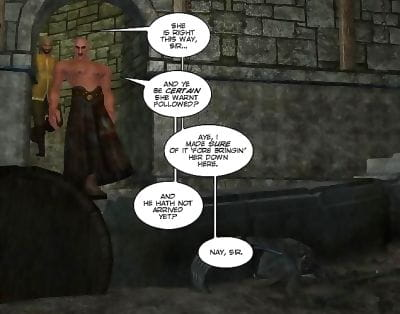D 束缚 漫画 动画 脸部 射液 在 监狱 动画片 - 一部分 625