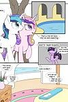 FearingFun Not So Relaxing Vacation (My Little Pony Friendship Is Magic)Colorized by ReDoXX
