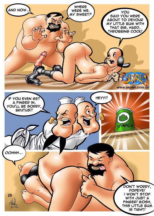 Comic exotic pic sex