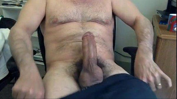 paja de macho peludo