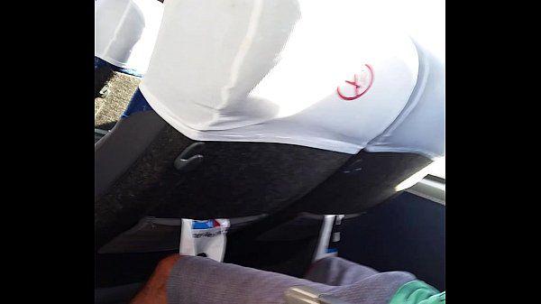 De Pau duro no ônibus