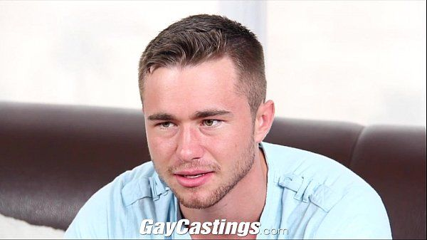 GayCastings Hairy Teaxas stud fucked first time on camHD