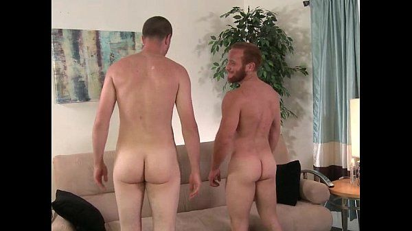 Str8 country boy first time gay sex.