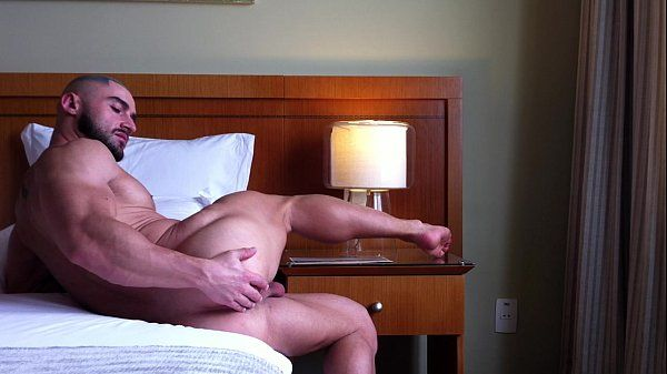 Francois Sagat intimate