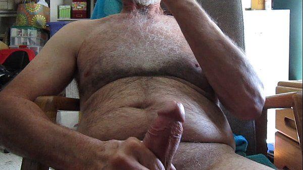 Old bear jerking