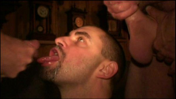 Cum in my mouth (two cocks in Texas)