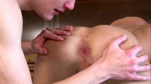 Gay muscle jocks rimming action