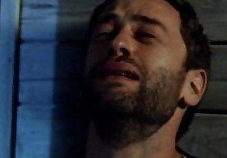 Ator/Modelo Thyago Alves em cena de Masturbação no filme italiano Il Compleanno