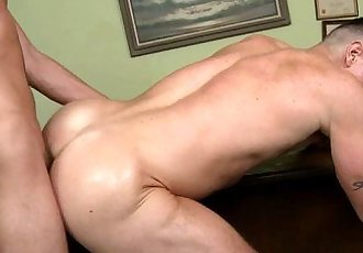 Big cock Alexander Greene drills dudeHD