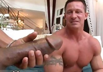 Public restroom sex gay movietures Can you Smell what The Rock is