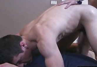 Straight guy getting his ass fucked for some money