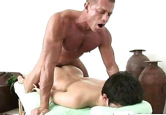 Massagecocks Deep Anal Massage ActionHD