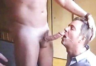 Deepthroat And Swallow