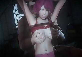 Naruto Shippuden Sakura Haruno Hentai Part 2