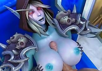 Sylvanas Part 2 - World Of Warcraft SFM