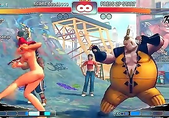 Lets Play Street Fighter IV Part 7