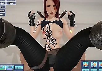 Honey Select: Katarina From League of Legends Patreon Gameplay Preview!