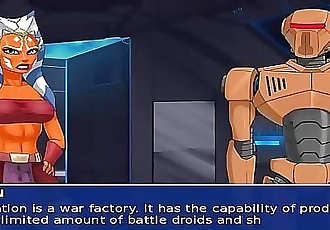 Ahsoka Orange Trainer Uncensored Part 1 24 min