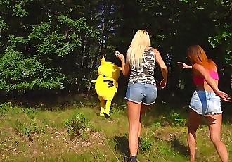 Pika Pika - Pikachu Pokemon Porn