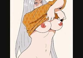 Kaguya Ōtsutsuki Hentai Compilation