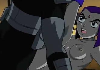 Teen Titans - Sladed