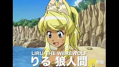 Liru the Werewolf - Adult Android Game - hentaimobilegames.blogspot.com - 2 min