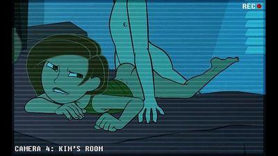 Disney Kim Possible Porn/Hentai - 6 min