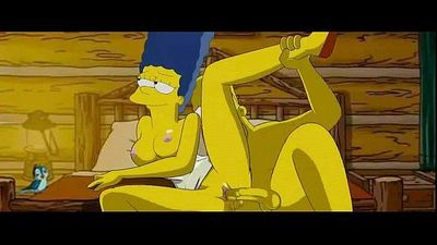 simpsons sex video - 5 min