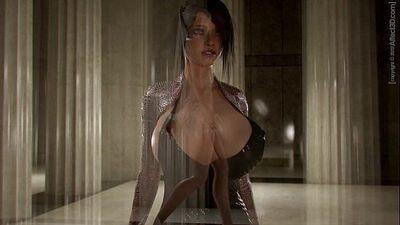 Girlfriends 4 Ever - Affect3D 3D animation - new teaser! - 2 min