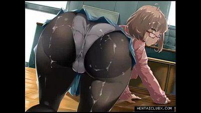 sexy anime girls hardcore ecchi hentai - 1 min 5 sec