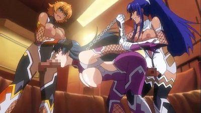 【PV】Taimanin Asagi 3 Episode 2 / www.hentaihero.net - 2 min