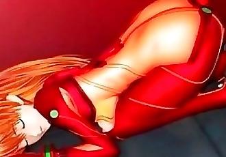 3D Asuka 28 min