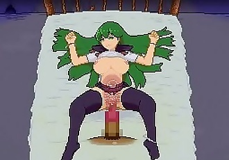 DotHandy mini - Video of Hentai Game - - 2 min