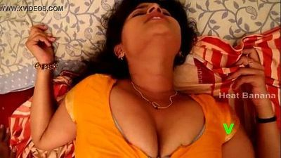 South indian aunty - 6 min