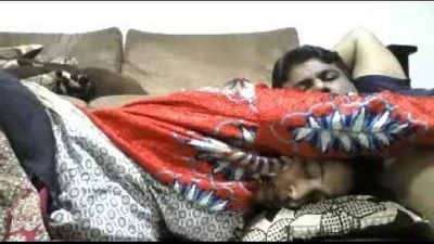 Indian Lovers Fucking at Home - 34 min