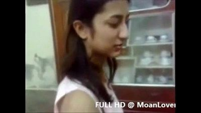 Indian school student moan loudly and fucked hard MoanLover.com - 7 min