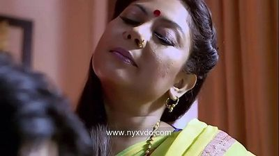 Desi Indian Ladke Ka Saas Ke sath Affair - Wifes Mom - - 6 min