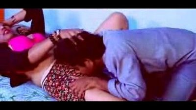 Desi girl & boy romance - 7 min