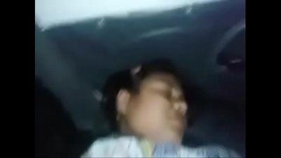 Tamil College girl wth BF - 1 min 4 sec